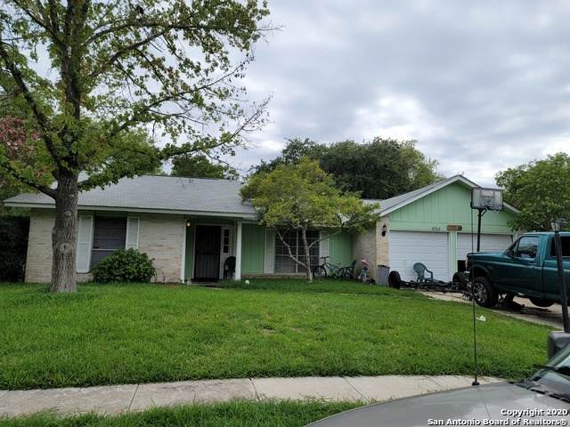 6706 Lake Glen St, San Antonio, TX 78244 (MLS #1486410) :: NewHomePrograms.com LLC