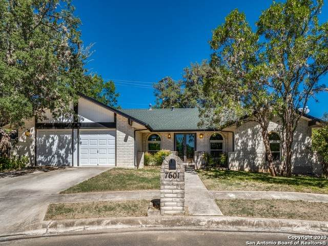 7601 Tippit Trail, San Antonio, TX 78240 (MLS #1486452) :: Santos and Sandberg