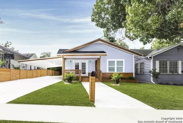 115 Saint Charles, San Antonio, TX 78202 (MLS #1486492) :: ForSaleSanAntonioHomes.com