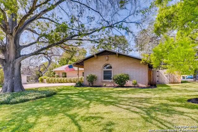10507 Mount Marcy, San Antonio, TX 78213 (#1486499) :: The Perry Henderson Group at Berkshire Hathaway Texas Realty