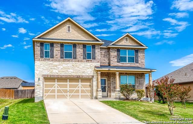 1429 Jordan Crossing, New Braunfels, TX 78130 (MLS #1486667) :: BHGRE HomeCity San Antonio