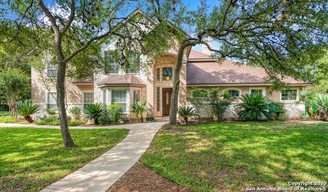 123 Canyon Cir, Boerne, TX 78015 (MLS #1486681) :: The Lugo Group