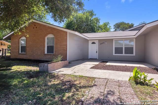 5503 Castle Knight, San Antonio, TX 78218 (MLS #1486687) :: ForSaleSanAntonioHomes.com