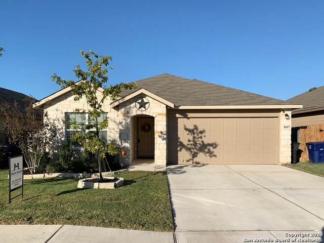 8007 Halo Cir, San Antonio, TX 78252 (MLS #1486706) :: Santos and Sandberg