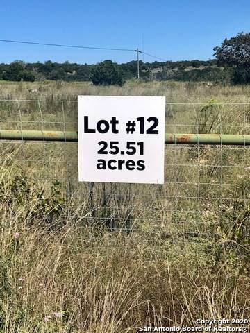 LOT 12 Ranger Creek, Boerne, TX 78006 (MLS #1487094) :: The Castillo Group