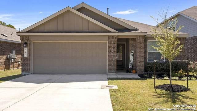 32075 Camellia Bend, Bulverde, TX 78163 (MLS #1487114) :: The Gradiz Group