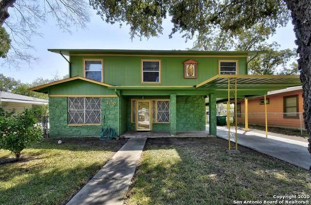 738 Marquette Dr, San Antonio, TX 78228 (MLS #1487220) :: REsource Realty