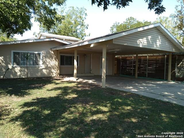 851 S San Augustine Ave, San Antonio, TX 78237 (MLS #1487332) :: Concierge Realty of SA