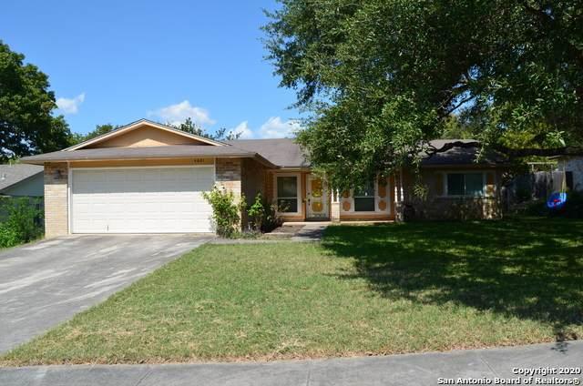 4621 Barhill St, San Antonio, TX 78217 (MLS #1487359) :: The Gradiz Group