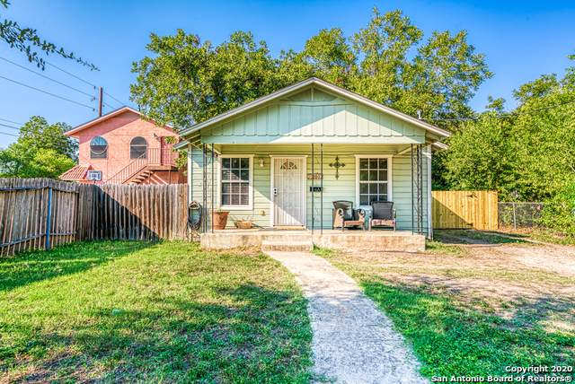 2607 Steves Ave, San Antonio, TX 78210 (MLS #1487370) :: Neal & Neal Team