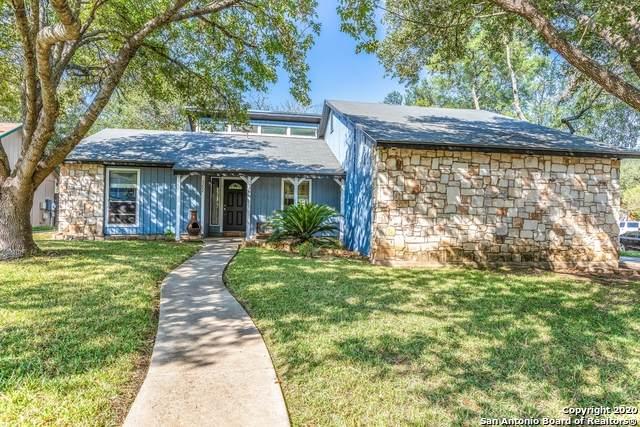 3202 Morning Trail, San Antonio, TX 78247 (MLS #1487385) :: The Glover Homes & Land Group