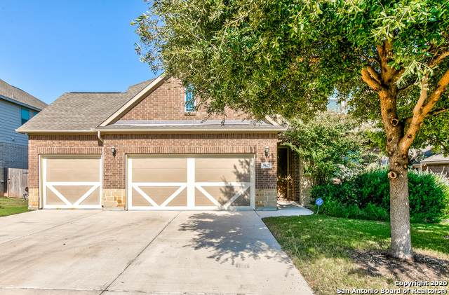 5927 Cecilyann, San Antonio, TX 78253 (MLS #1487445) :: Santos and Sandberg