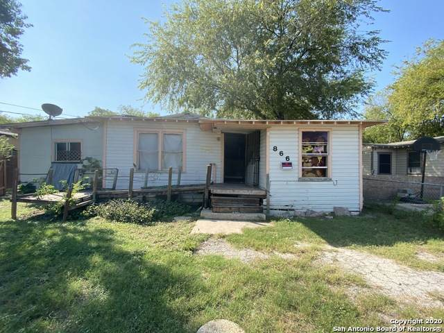 866 Taft Blvd, San Antonio, TX 78226 (MLS #1487515) :: The Lugo Group