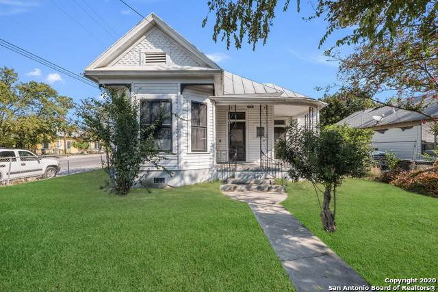 1721 Monterey St, San Antonio, TX 78207 (MLS #1487526) :: The Lugo Group