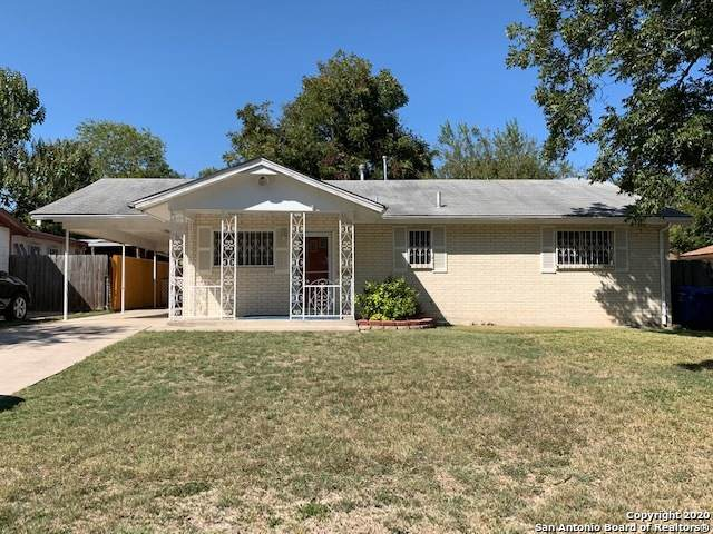 115 Mcdougal Ave, San Antonio, TX 78223 (MLS #1487532) :: Santos and Sandberg