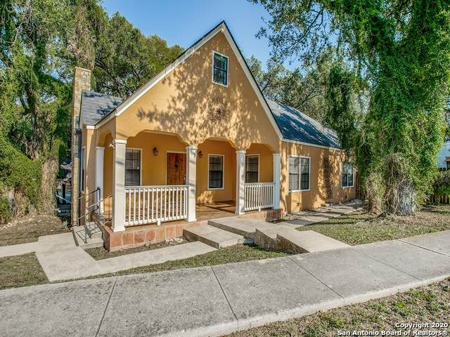 206 E Summit Ave, San Antonio, TX 78212 (MLS #1487540) :: REsource Realty