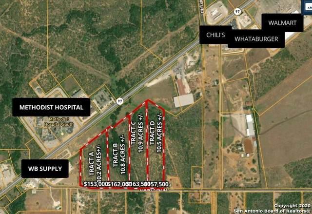A Cr 431, Pleasanton, TX 78064 (MLS #1487579) :: The Gradiz Group