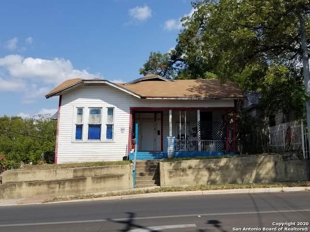 1815 E Houston St, San Antonio, TX 78202 (MLS #1487698) :: Maverick