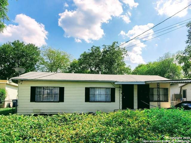650 Corliss, San Antonio, TX 78220 (MLS #1487746) :: The Lugo Group