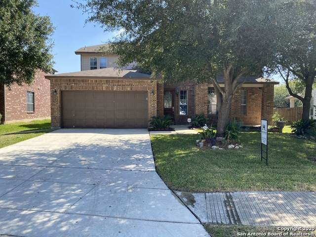 5011 Bending Grove, San Antonio, TX 78259 (MLS #1487783) :: Santos and Sandberg