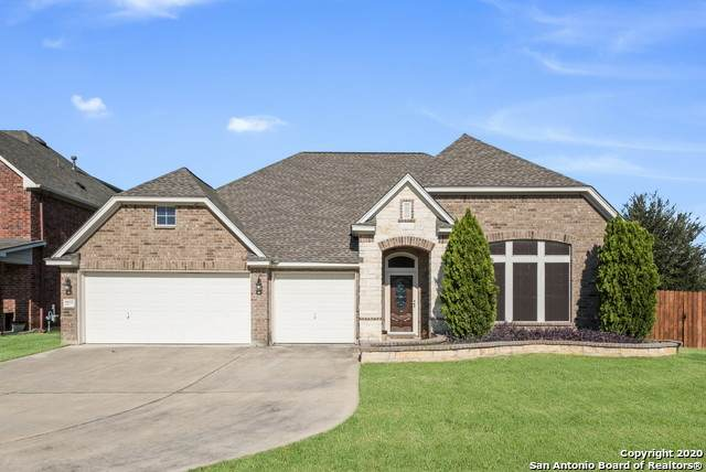 1802 Estonia Cove, San Antonio, TX 78251 (MLS #1487836) :: The Gradiz Group