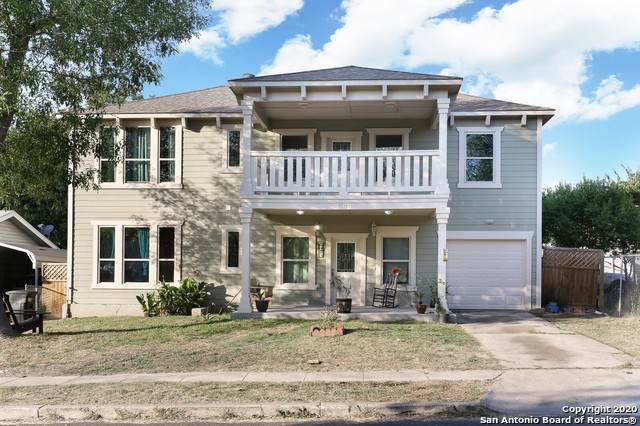 7111 Glen Pt, San Antonio, TX 78239 (MLS #1487882) :: The Lugo Group