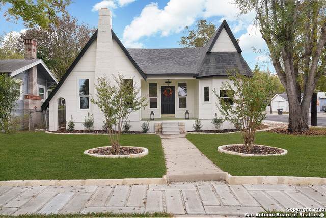 902 Bailey Ave, San Antonio, TX 78210 (MLS #1487952) :: The Castillo Group