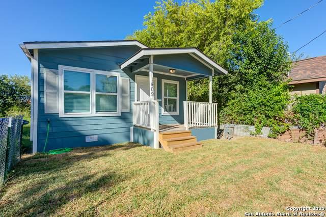 1409 Chalmers Ave, San Antonio, TX 78211 (MLS #1487962) :: Santos and Sandberg