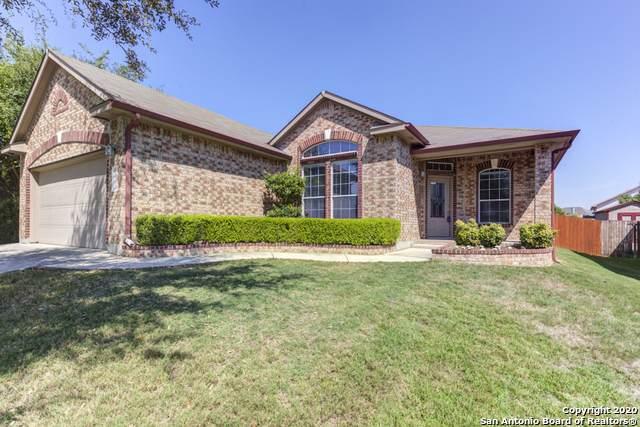 3556 Enchanted Farm, Schertz, TX 78154 (MLS #1488036) :: Maverick