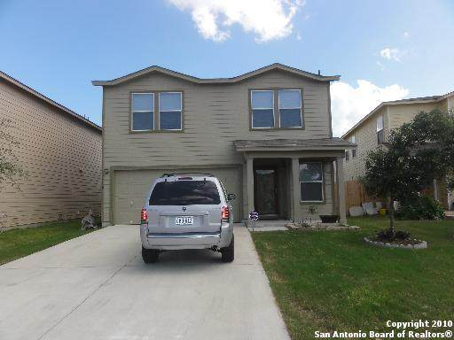 7710 Burro Bend, San Antonio, TX 78244 (MLS #1488082) :: The Gradiz Group