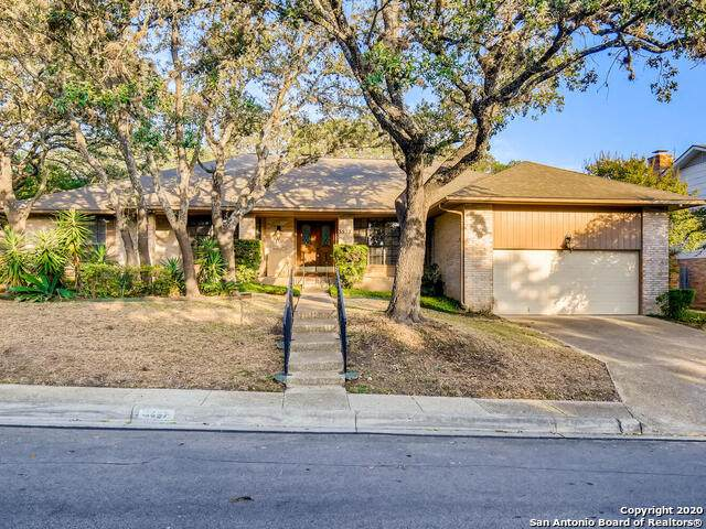 3527 Hunters Circle St, San Antonio, TX 78230 (MLS #1488119) :: The Gradiz Group