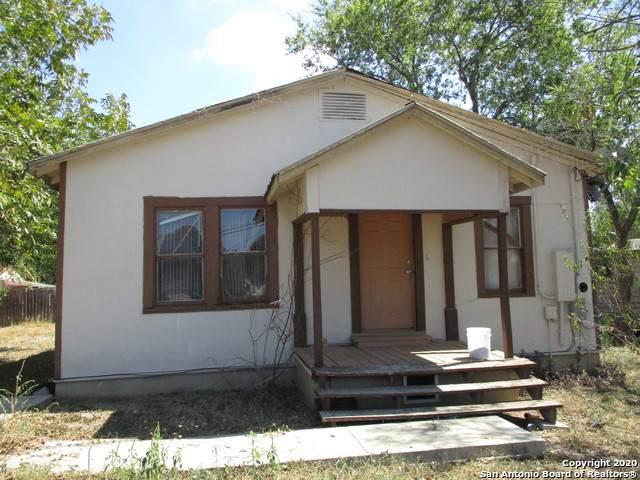 314 N Willow St, Pearsall, TX 78061 (MLS #1488172) :: Carolina Garcia Real Estate Group