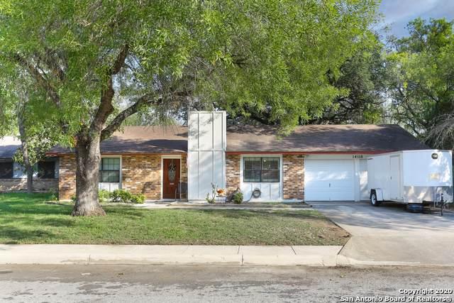 14110 Haufler St, San Antonio, TX 78247 (MLS #1488183) :: The Lugo Group