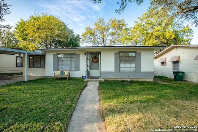 155 Glencoe Dr, San Antonio, TX 78212 (MLS #1488248) :: The Heyl Group at Keller Williams