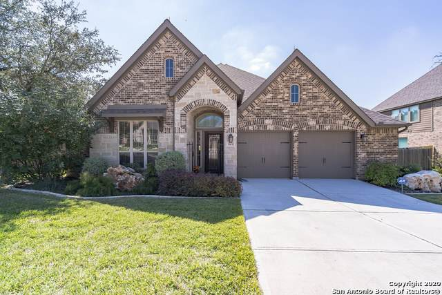 583 Oak Brook Dr, New Braunfels, TX 78132 (#1488332) :: The Perry Henderson Group at Berkshire Hathaway Texas Realty