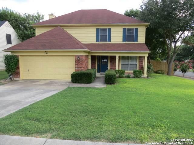 342 Burkwood Ln, Cibolo, TX 78108 (MLS #1488357) :: REsource Realty