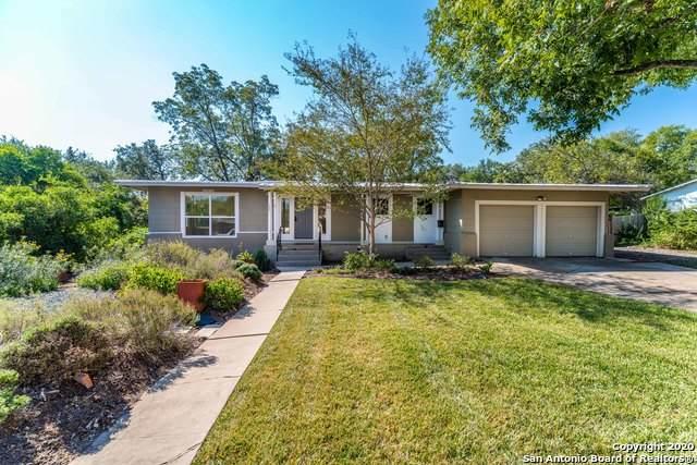 104 Lyman Dr, Terrell Hills, TX 78209 (MLS #1488440) :: REsource Realty