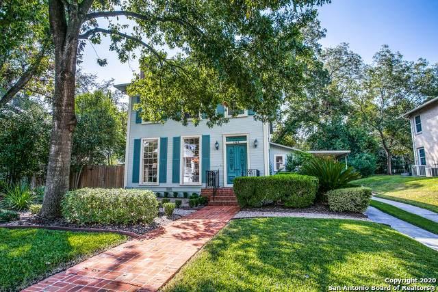 148 Marcia Pl, Alamo Heights, TX 78209 (MLS #1488454) :: BHGRE HomeCity San Antonio