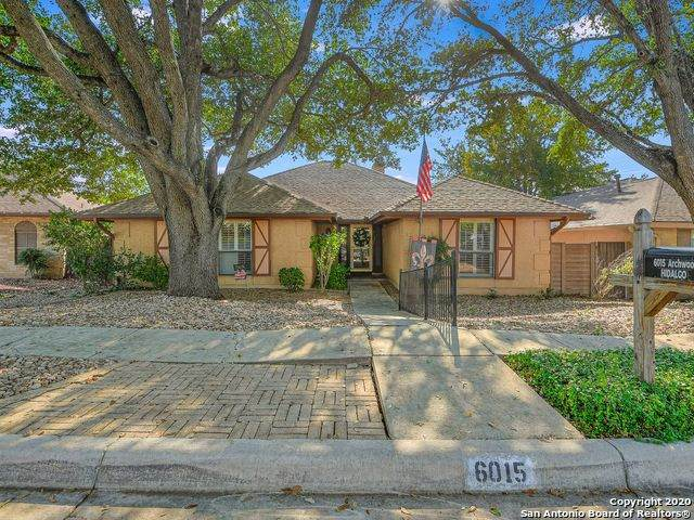 6015 Archwood, San Antonio, TX 78239 (MLS #1488464) :: Alexis Weigand Real Estate Group