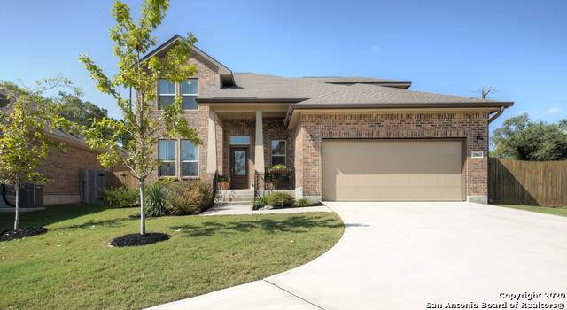 29613 Elkhorn Ridge, Fair Oaks Ranch, TX 78015 (MLS #1488632) :: The Heyl Group at Keller Williams