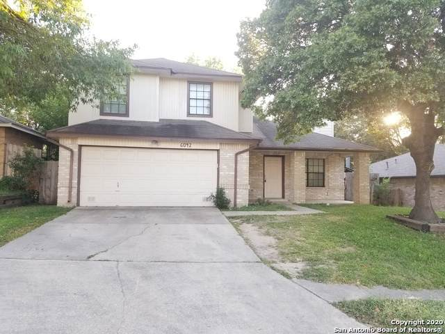 6042 John Chapman, San Antonio, TX 78240 (MLS #1488663) :: The Gradiz Group
