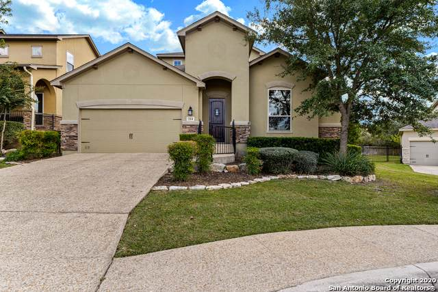 214 Tranquil Oak, San Antonio, TX 78260 (MLS #1488702) :: Alexis Weigand Real Estate Group