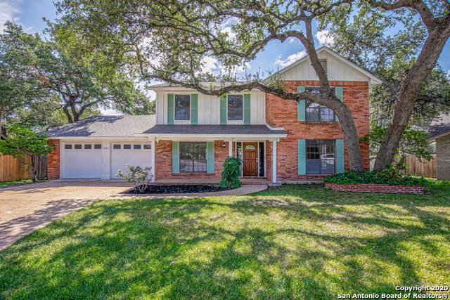 14303 Ambleside Ln, San Antonio, TX 78231 (MLS #1488706) :: The Castillo Group
