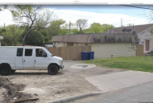2154 Aransas Ave, San Antonio, TX 78220 (MLS #1488717) :: Maverick