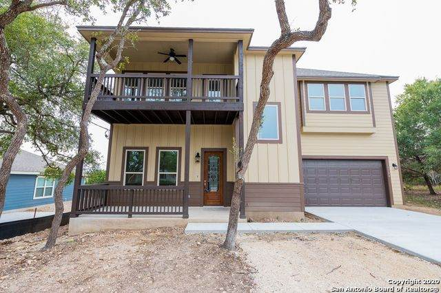 1584 Lakeview Dr, Canyon Lake, TX 78133 (MLS #1488742) :: Neal & Neal Team