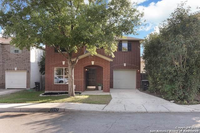 2247 Beacon Crk, San Antonio, TX 78213 (MLS #1488781) :: The Glover Homes & Land Group