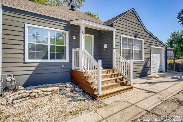 400 Eleanor Ave, San Antonio, TX 78209 (MLS #1488845) :: The Mullen Group | RE/MAX Access