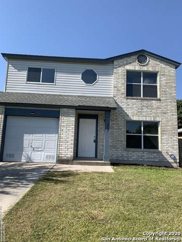 2507 Buffalo Pass Dr, San Antonio, TX 78245 (MLS #1488863) :: The Gradiz Group