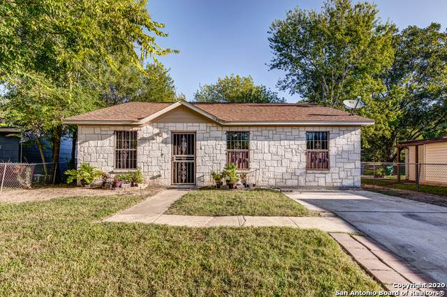 3123 Durette Dr, San Antonio, TX 78224 (MLS #1488870) :: The Lugo Group