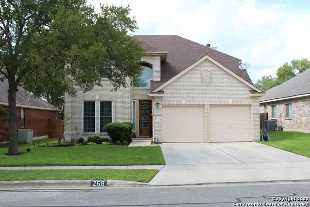 268 Fawn Ridge, Cibolo, TX 78108 (MLS #1488887) :: REsource Realty